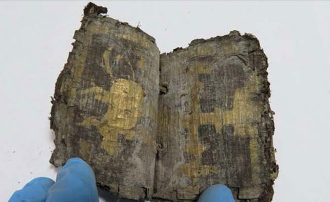 1500 yıllık kitapları satmaya çalışırken yakalandılar...