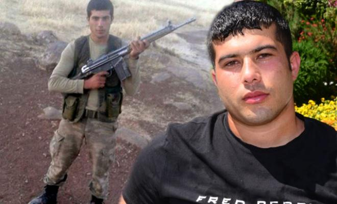 Askerde yanlışlıkla vurulan genç, vazife malulü olmak istiyor...