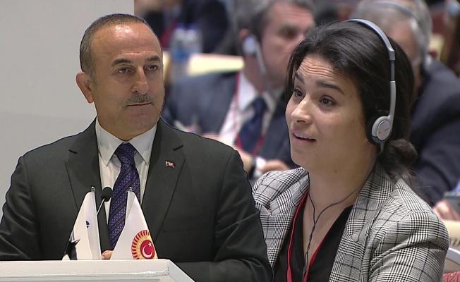 """Bakan Çavuşoğlu: """"Görevimizi yaptık"""""""