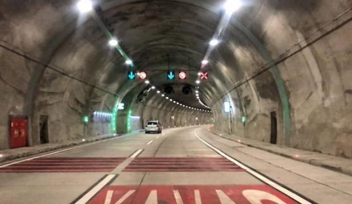 Çamlıca-Libadiye Tüneli hizmete girdi.