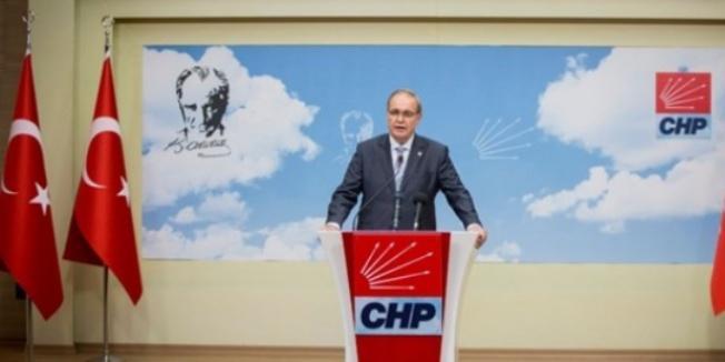 CHP Sözcüsü Öztrak'tan 'Maltepe' açıklaması