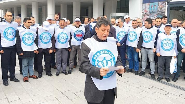 CHP'ye geçen belediyelerde ilk icraat işçi kıyımı ve sendika dayatması oldu.