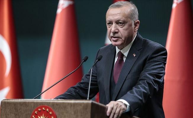 Erdoğan'dan Turgut Özal mesajı...