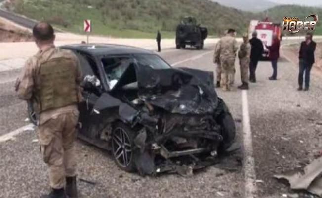 Trafik kazası yine can aldı... 4 ölü...