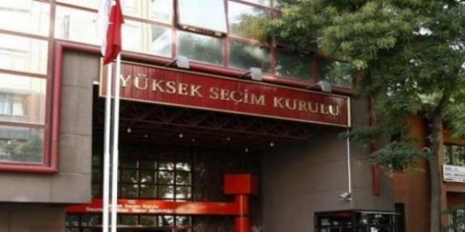 YSK Kırıkkale Keskin Belediye Başkanı Necati Alsancak'ın mazbatasını iptal etti