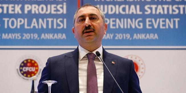 Bakan Gül: Hakim ve savcı eğitiminde yeni bir süreç başlattık