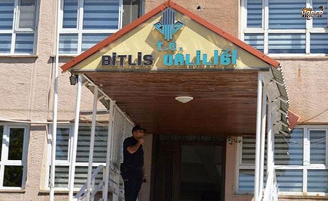Bitlis'te toplantı ve gösteri yürüyüşleri izne bağlandı