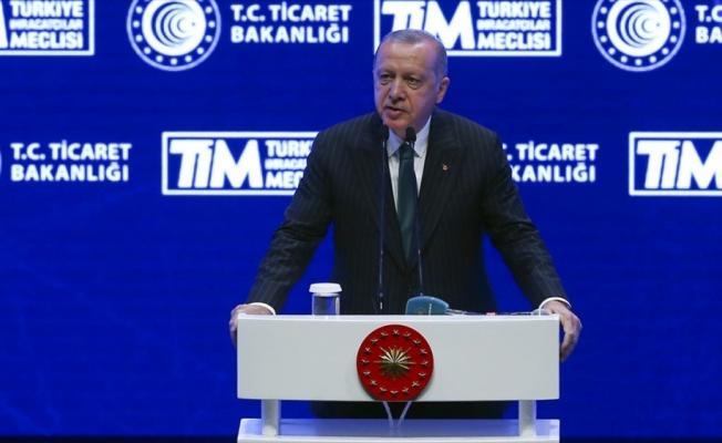 Cumhurbaşkanı Erdoğan: Haksızlıklar karşısında kendi göbeğimizi kendimiz kesmeyi başardık
