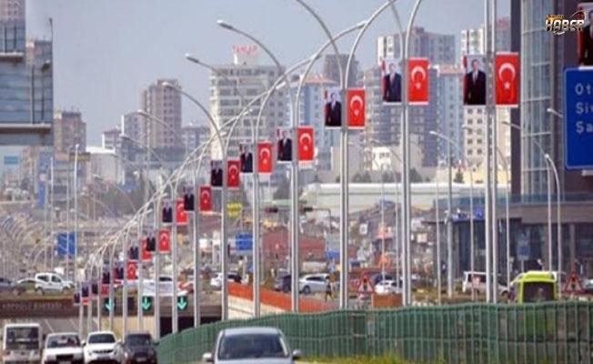 Diyarbakır Büyükşehir'den 'bayrak' açıklaması