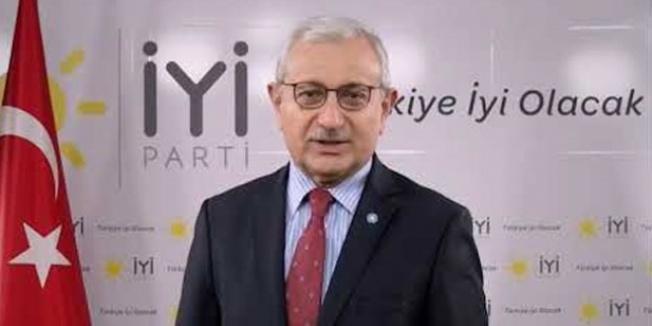 İYİ Parti'li Nuhoğlu'na iki birleşim çıkarma cezası