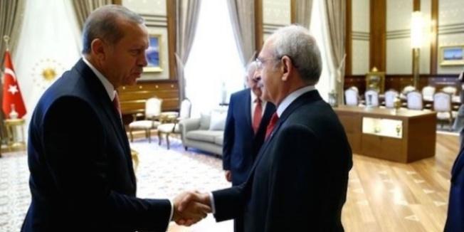 Kılıçdaroğlu, Erdoğan'ın davetini kabul etti