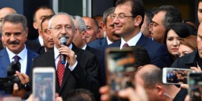 Kılıçdaroğlu ve İmamoğlu vatandaşlarla iftar yaptı