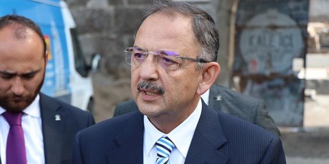Özhaseki'den yeni parti iddialarına ilişkin açıklama