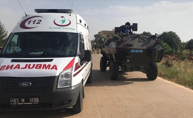 Şanlıurfa'daki terör operasyonuna ilişkin 54 gözaltı