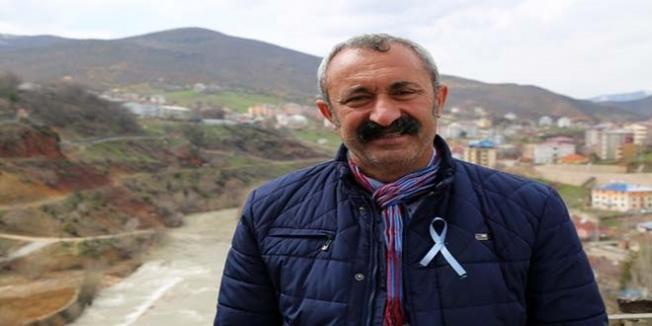 Tunceli Belediye Başkanı Maçoğlu'dan 'Dersim' açıklaması