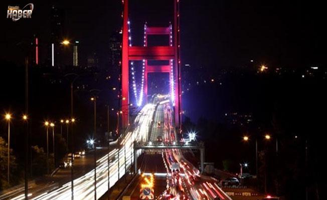 15 Temmuz Şehitler ve FSM köprülerinde çalışma başladı!