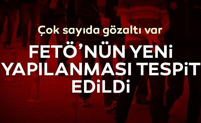 Ankara'da FETÖ operasyonu: 52 gözaltı kararı.