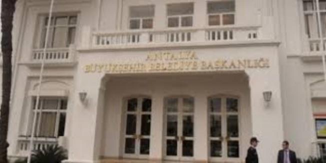 Antalya Büyükşehir'de 3 bin 768 üye baskı ile sendika değiştirdi