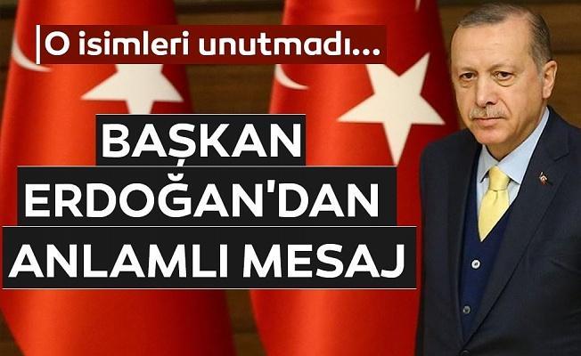 Başkan Erdoğan, şairler Karakoç ve Zarifoğlu'nu andı