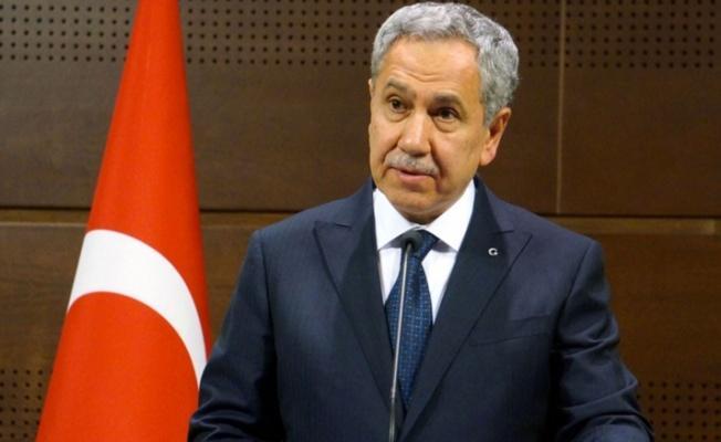 Bülent Arınç'tan İstanbul seçimleri için flaş açıklamalar