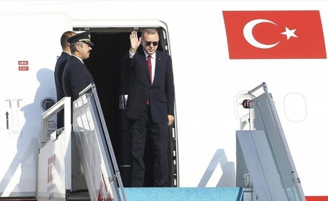 Cumhurbaşkanı Erdoğan Japonya ve Çin'i ziyaret edecek