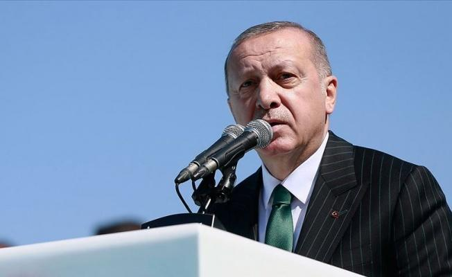 Cumhurbaşkanı Erdoğan: Mursi'nin hayatını kaybetmesini seyreden insanlığı kınıyorum