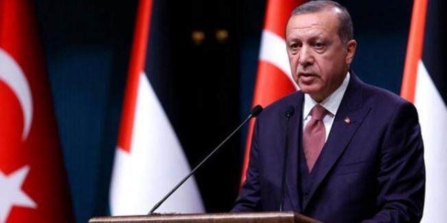 Erdoğan, TFF Başkanı ile 'Milli Takım'a yapılan saygısızlığı görüştü