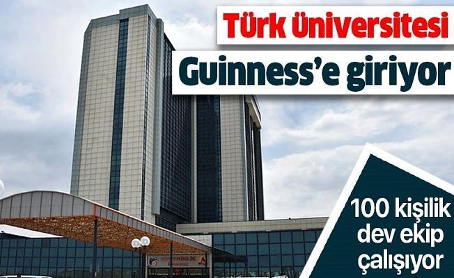 İnönü Üniversitesi'nde rekor denemesi! 10 ayrı operasyonla Guinness'e girecek .