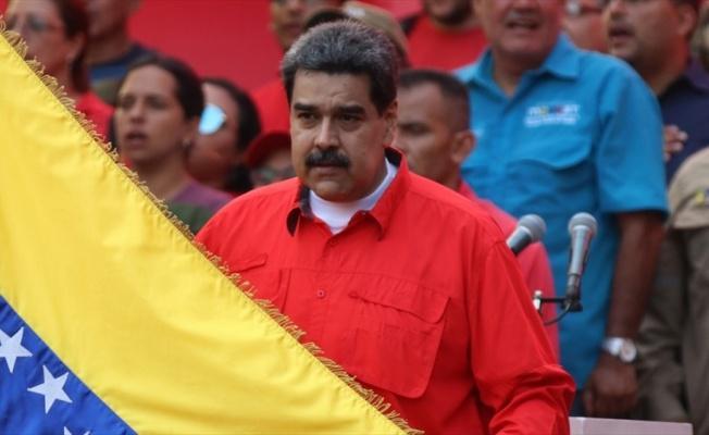 Maduro Venezuela-Kolombiya sınırını açma kararı aldı