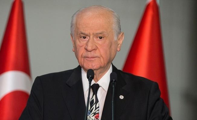 MHP Genel Başkanı Bahçeli: Yargı reformu umut verici