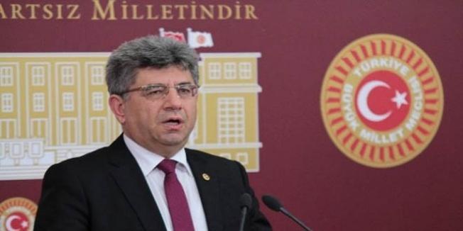 MHP'li Aycan'dan YÖK'e kontenjan çağrısı