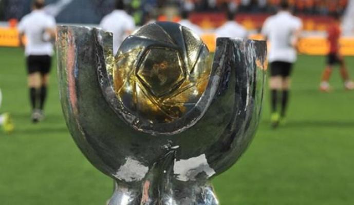 TFF Süper Kupa maçının tarihi ve yeri belli oldu