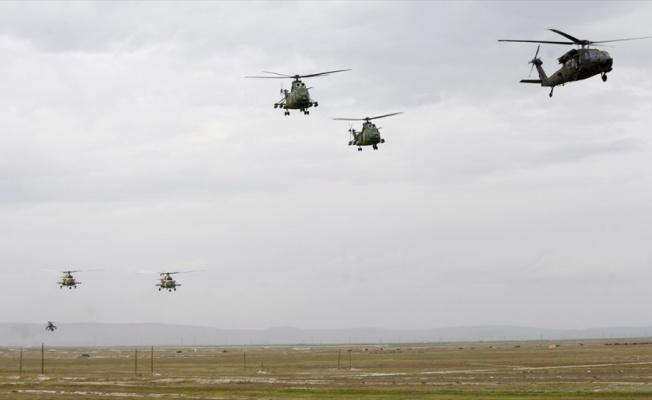 Türkiye ve Azerbaycan Nahçıvan'da ortak askeri tatbikat başlattı