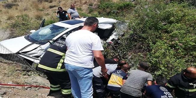 Hatay'da trafik kazası: 3 ölü, 2 yaralı