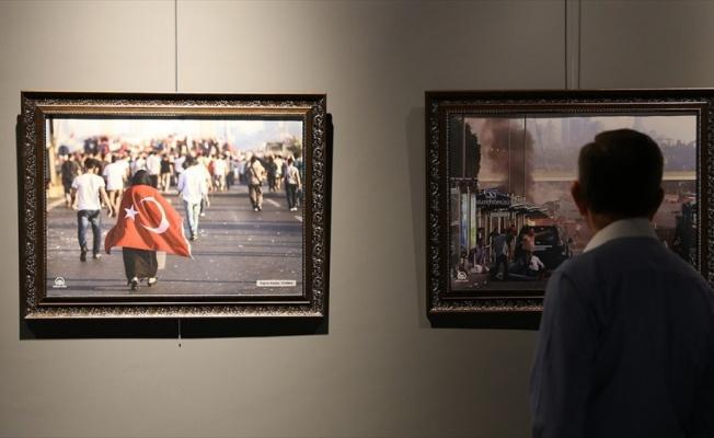 Kahramankazan'da 15 Temmuz Şehitleri ve Demokrasi Müzesi açıldı