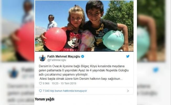 Kominist Başkan, PKK öldürdü diyemedi!