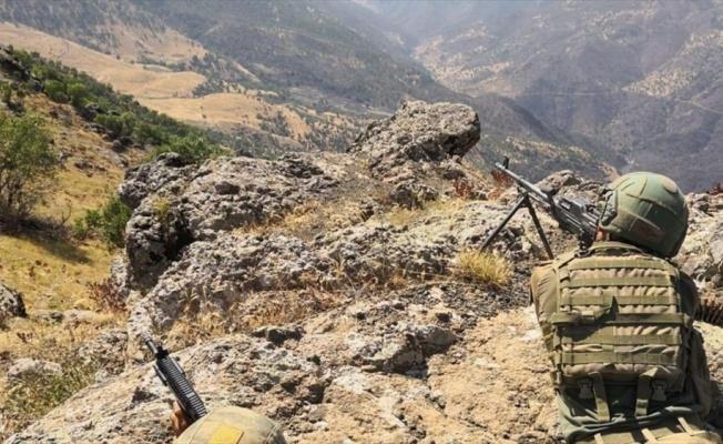 Pençe Harekatı'nda 3 teröristin cesedi bulundu