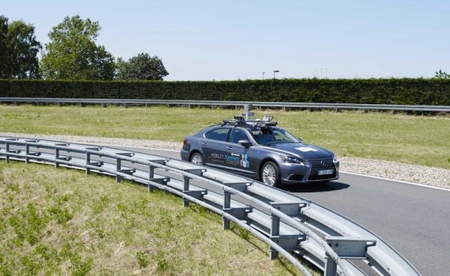 Toyota'nın otonom sürüş teknolojisi Avrupa yollarında