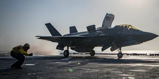 ABD Savunma Bakanı Esper'den F-35 açıklaması