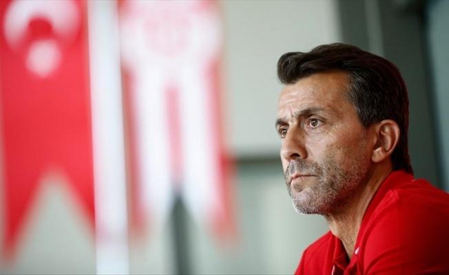 Antalyaspor Teknik Direktörü Korkmaz: İnşallah Konyaspor deplasmanından kayıpsız döneriz