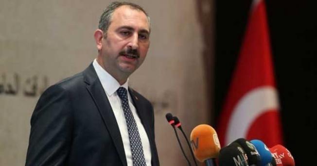 Bakan Gül: KKTC, fetö'ye karşı mücadeleye destek veriyor