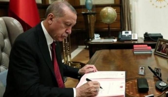 Başkan Erdoğan imzaladı: Kritik atama ve terfiler...