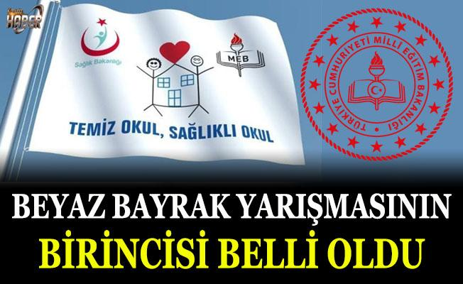 Beyaz Bayrak yarışmasında Türkiye birincisi belli oldu