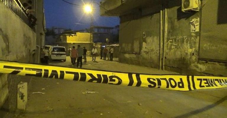 Diyarbakır'da silahlı kavga: 4 yaralı .