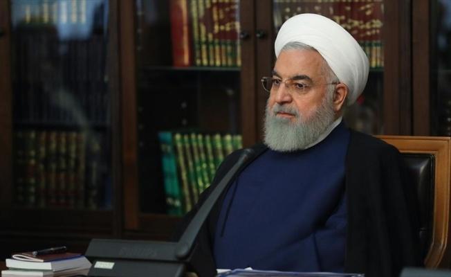 Hamaney'in ofisinden Ruhani'ye 'ABD ile müzakere' uyarısı