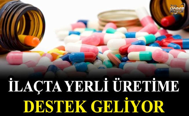 Hükümet, ilaçta yerli üretime destek verecek