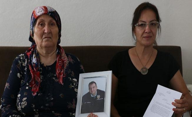 Kalp krizinden ölen polis memuru 1 yıl sonra şehit sayıldı