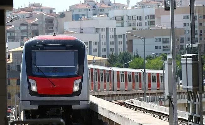 Mansur Yavaş, Esenboğa metrosu hattını açıkladı