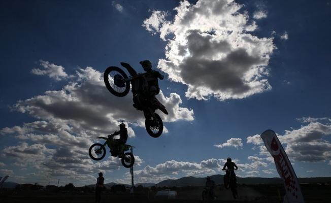 Motokrosta dünyanın en iyileri Afyonkarahisar'a gelecek