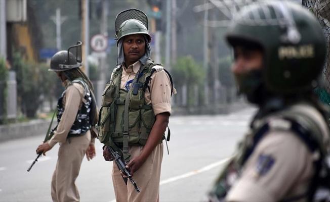 Özerklik statüsü kaldırılan Cammu Keşmir'de güvenlik operasyonları yoğunlaştı